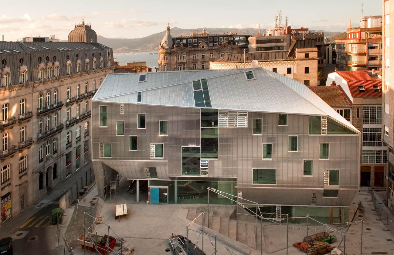 Sede da Delegaci�n do COAG en Vigo