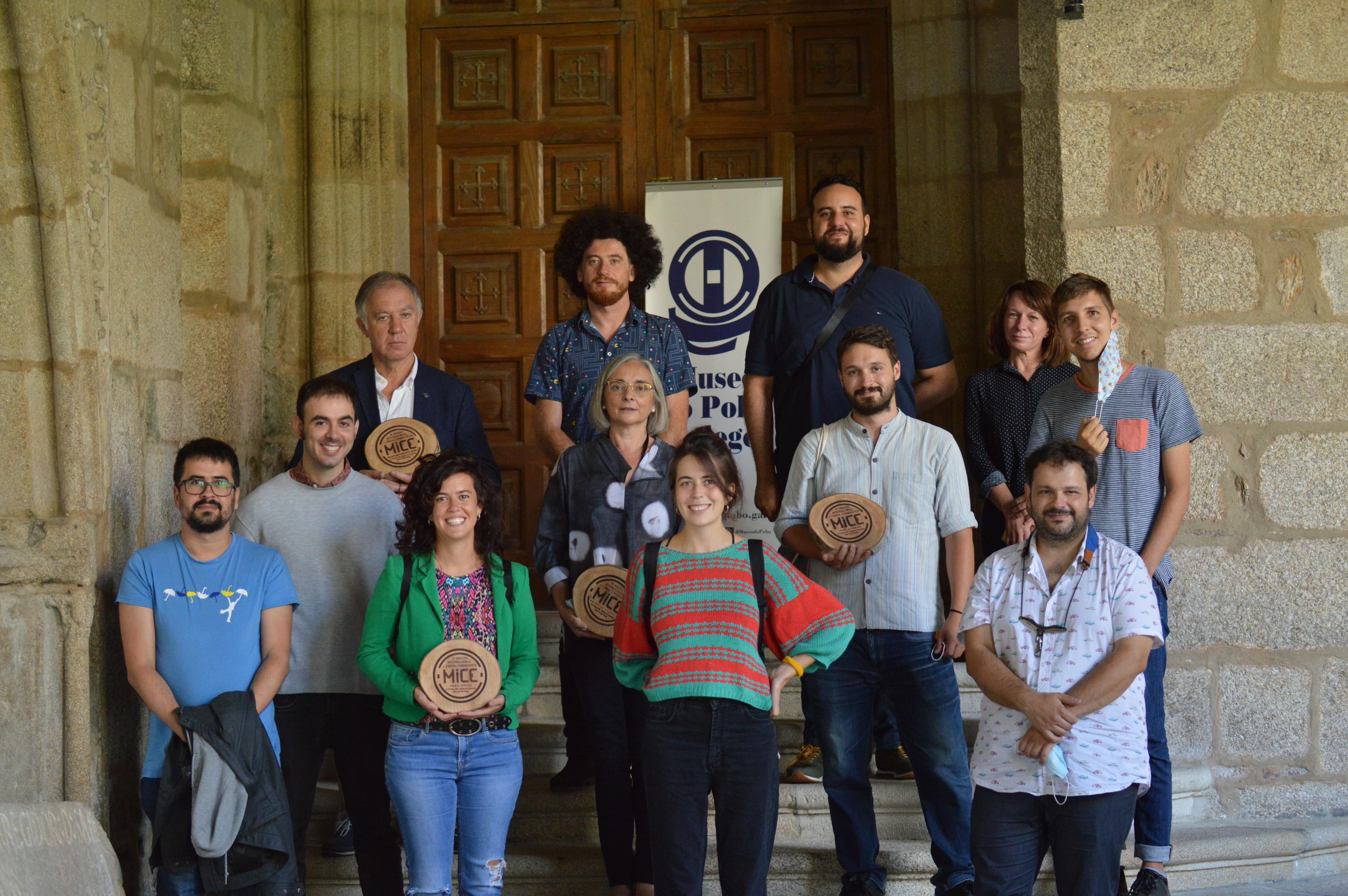 Eloy Lozano consegue con 'Hamada' o premio a Mellor Película Galega e unha mención no premio AGANTRO