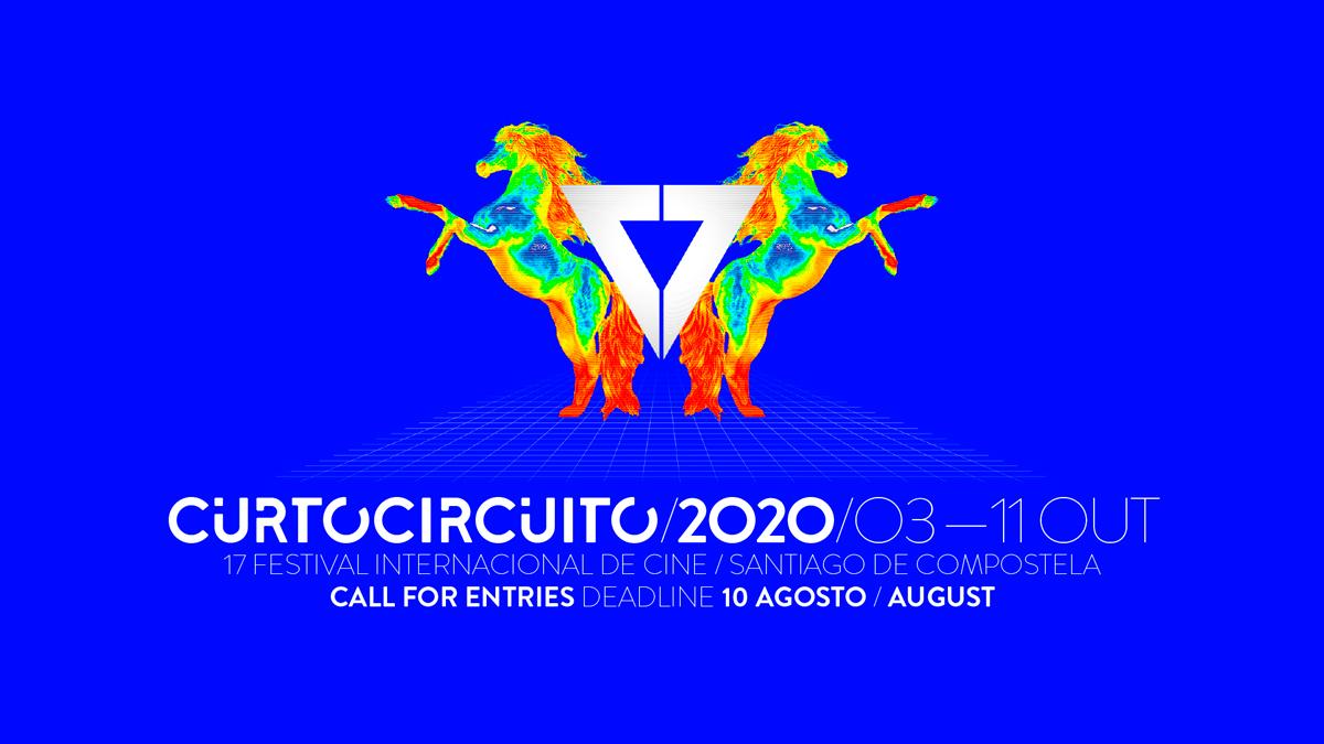 O festival audiovisual propón un formato mixto entre proxeccións presenciais e en liña