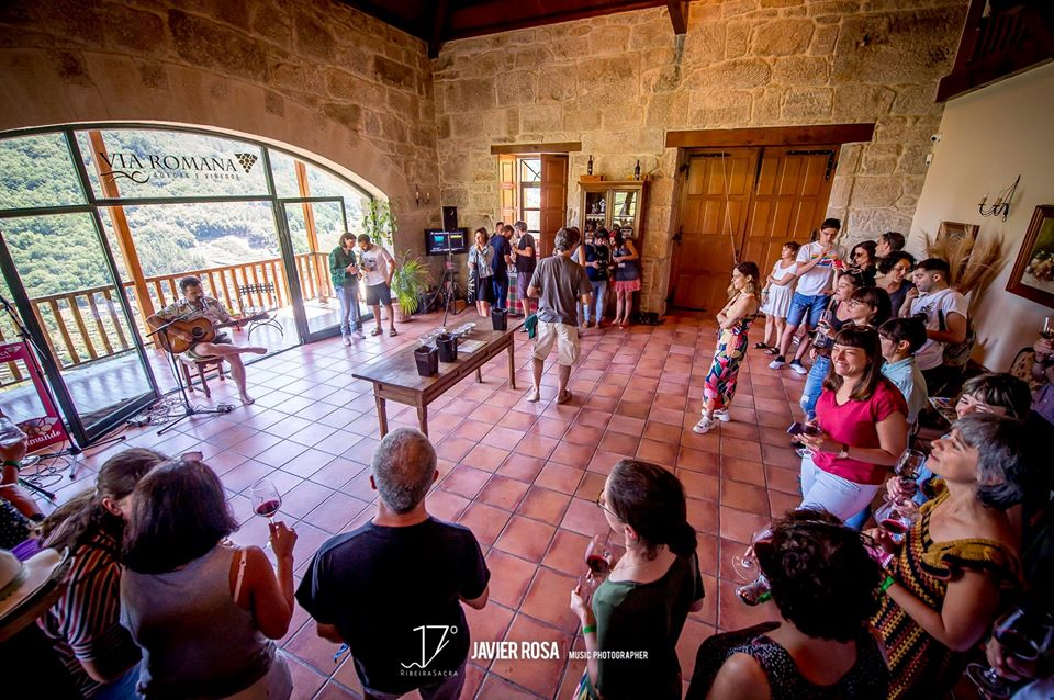 O festival 17º Ribeira Sacra mantén o optimismo nun mar de cancelacións