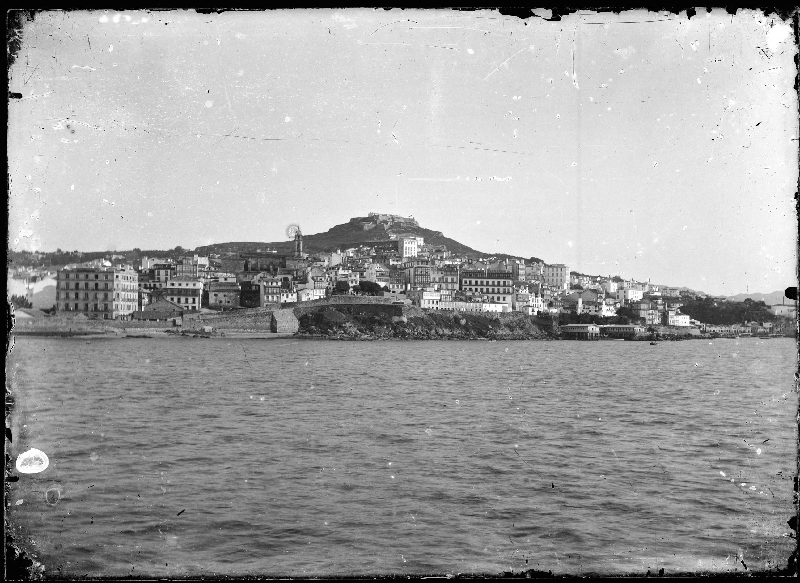 O museo do Mar recupera a faceta artística de Pacheco, o fotógrafo vigués