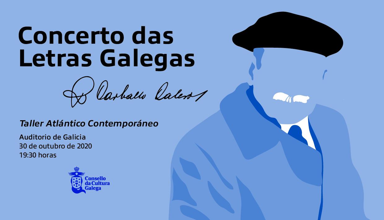 O Concerto das Letras Galegas mergúllase na creación musical contemporánea