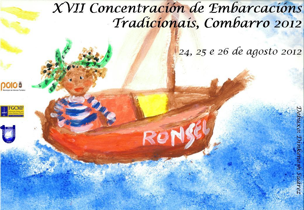 A tradicional regata pola ría pontevedresa desenvólvese esta fin de semana