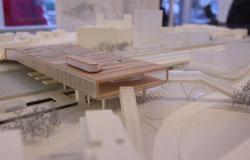 A Bienal afonda este ano na arquitectura do cotiá
