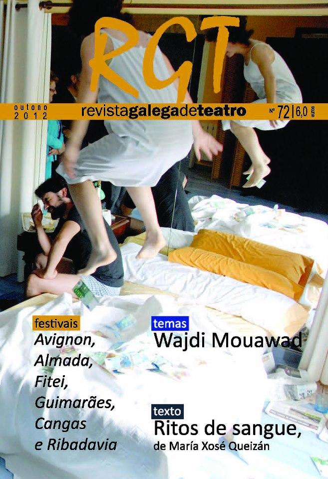 Os festivais escénicos centran o último número da revista editada por Entre Bambalinas