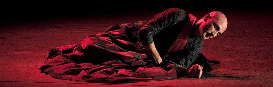 Montará unha coreografía no Conservatorio Superior de Danza de Madrid