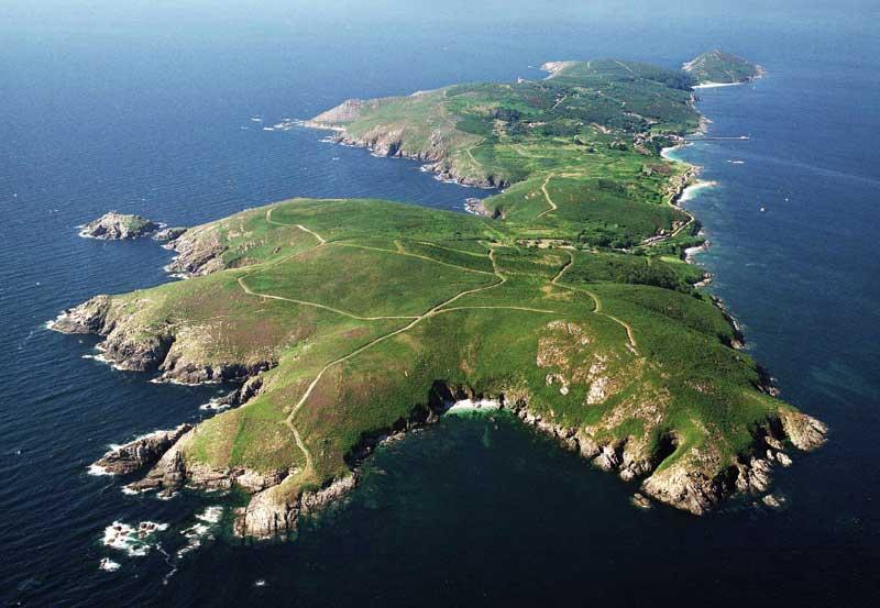 O Parque Nacional das Illas Atlánticas cumpre dez anos