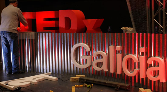 A última edición do TEDxGalicia achega o formato aos máis novos