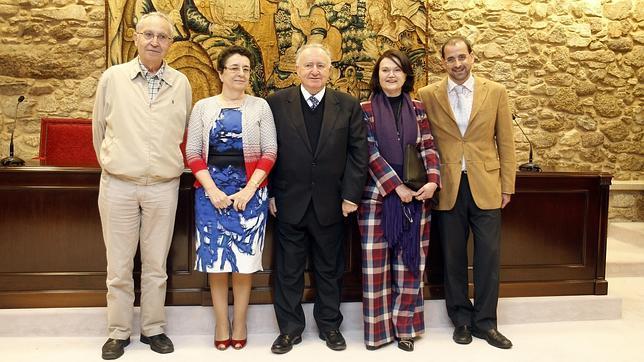 A celebración das letras galegas é dos primeiro retos de Alonso Montero á fronte da RAG