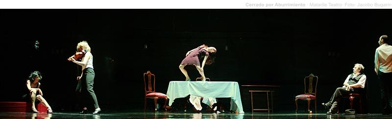 A aula de teatro reformula o seu programa de formación