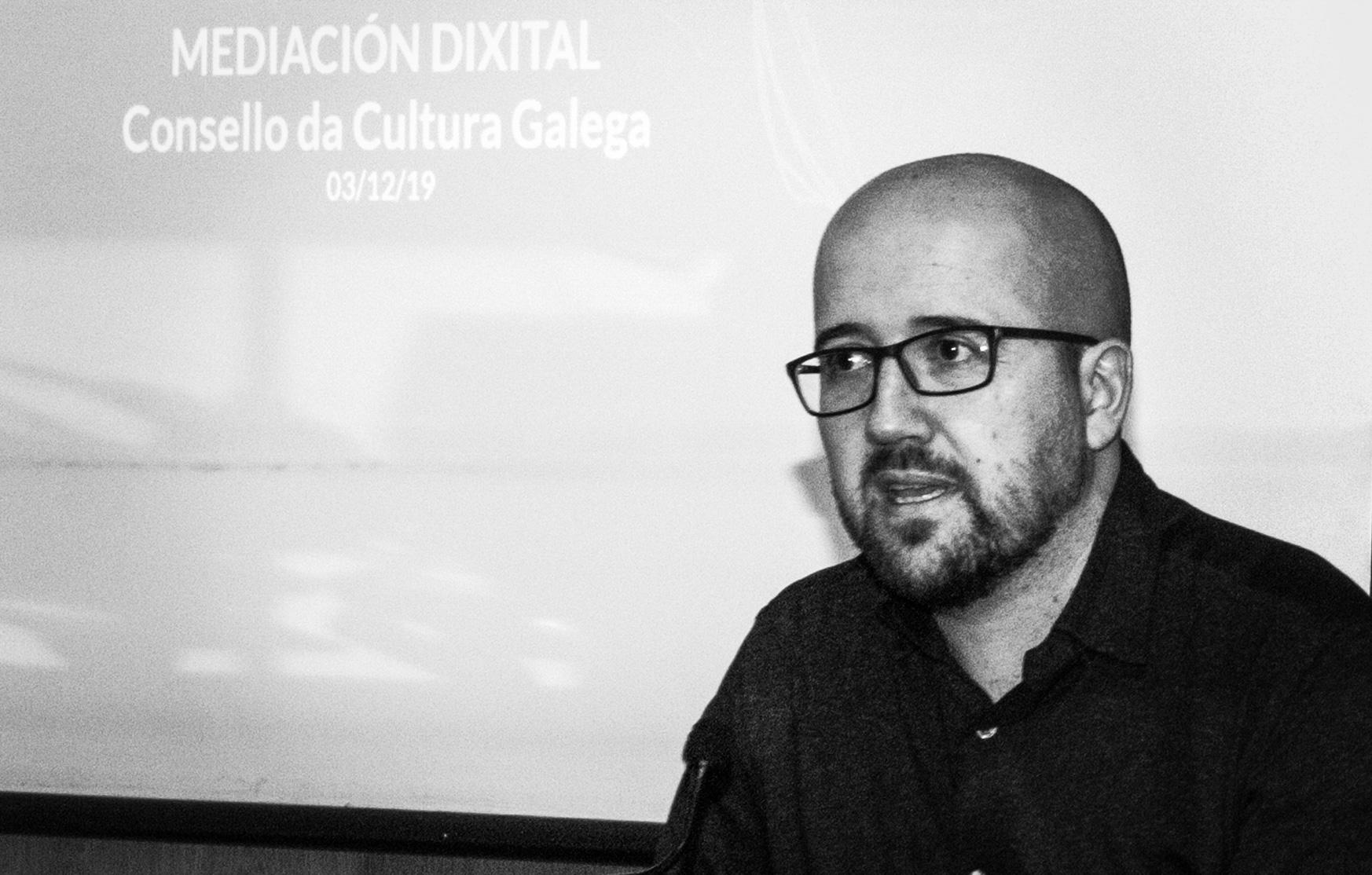 Falamos con Sergio Lago sobre os efectos e os retos do 'acelerón dixital' forzado polo confinamento