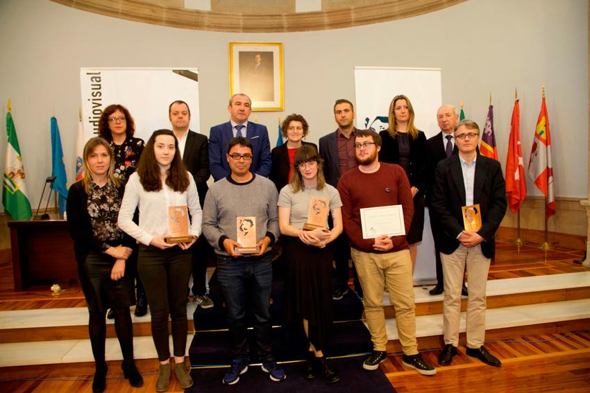 Denisse Lozano e Brais Romero, galardoados na primeira edición repiten con premio e accésit