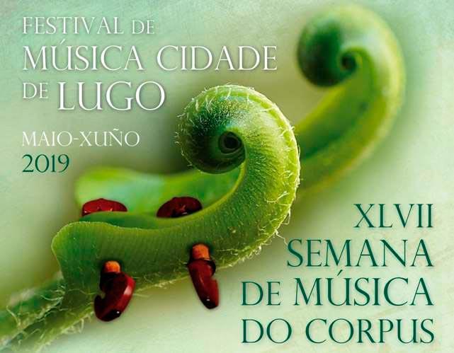 Grandes figuras da clásica para a XLVII Semana de Música do Corpus