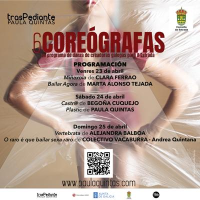 Kirenia Danza estrea en Oleiros <i>Primeiro a vida!</i> este 23 de abril