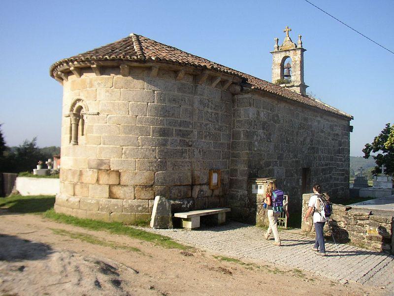 O Mitma porá en valor a igrexa de San Xulián do Camiño en Palas de Rei