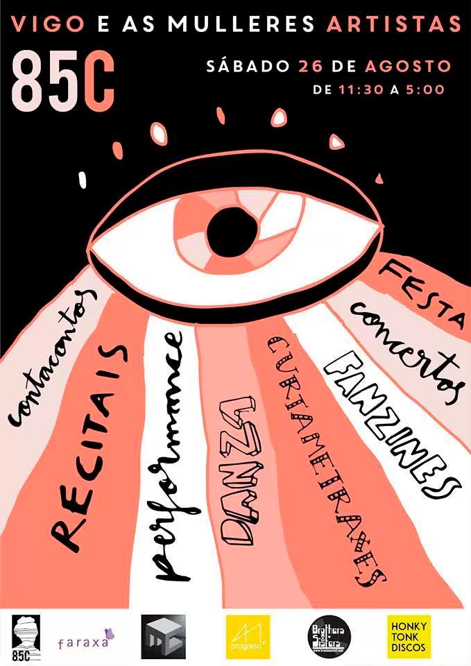 Vigo acollerá esta fin de semana este singular evento que reunirá diversas disciplinas artísticas