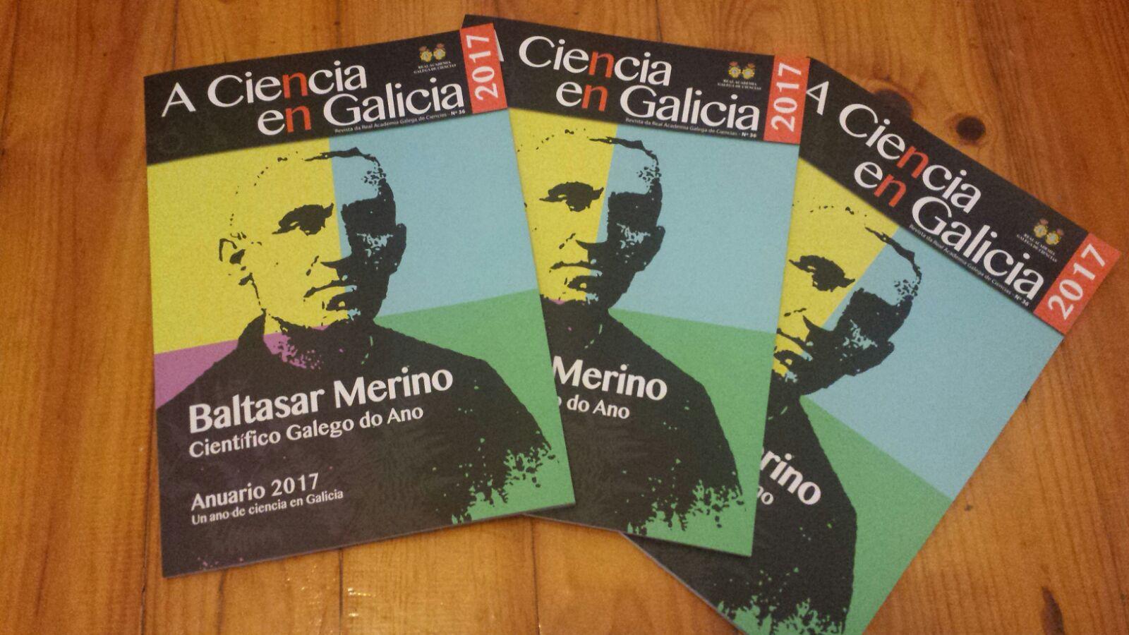 A Revista da Real Academia de Ciencias inicia unha nova etapa