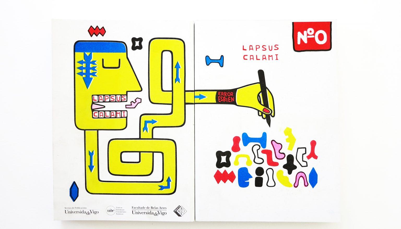 Novo anuario da Facultade de Belas Artes da Universidade de Vigo