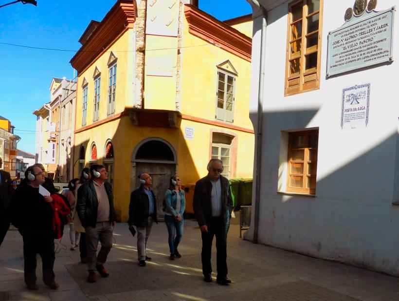 Mondoñedo, Ribadeo e Viveiro contarán con estes recursos preparados pola compañía teatral