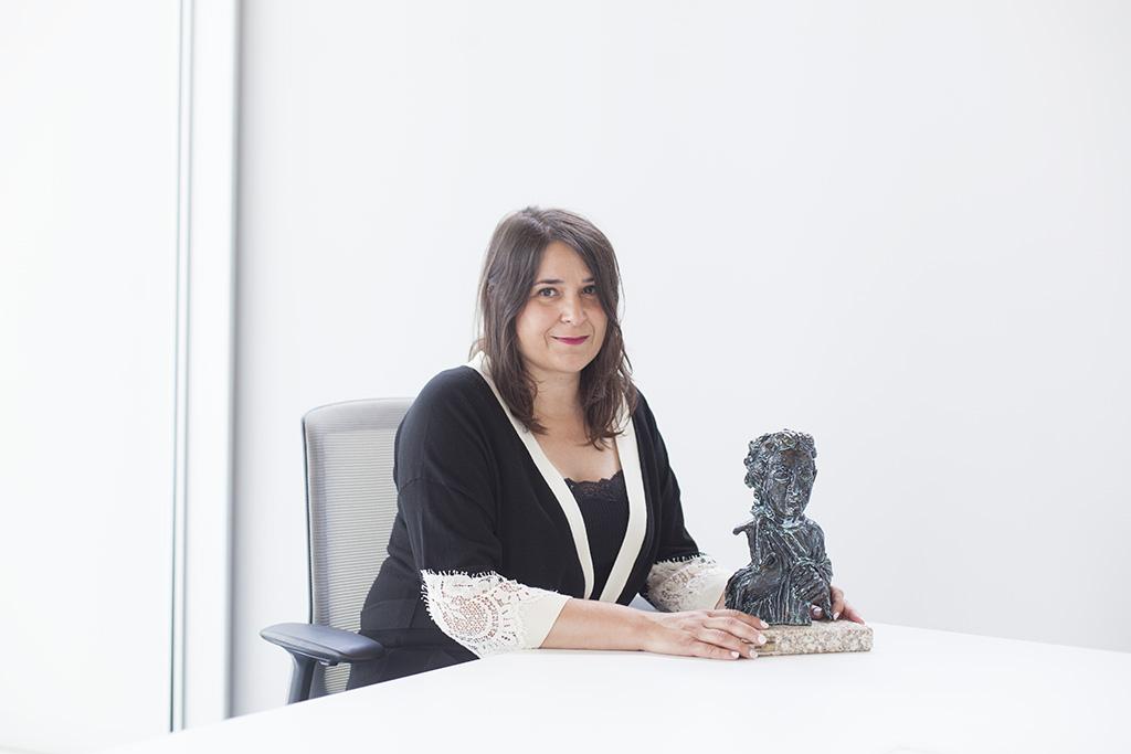 Conversamos con Ana Míguez, presidenta da Academia Galega do Audiovisual