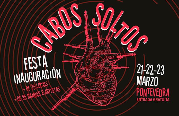 Os vindeiros 21, 22 e 23 Pontevedra ofrecerá dous días de debates e máis de trinta concertos
