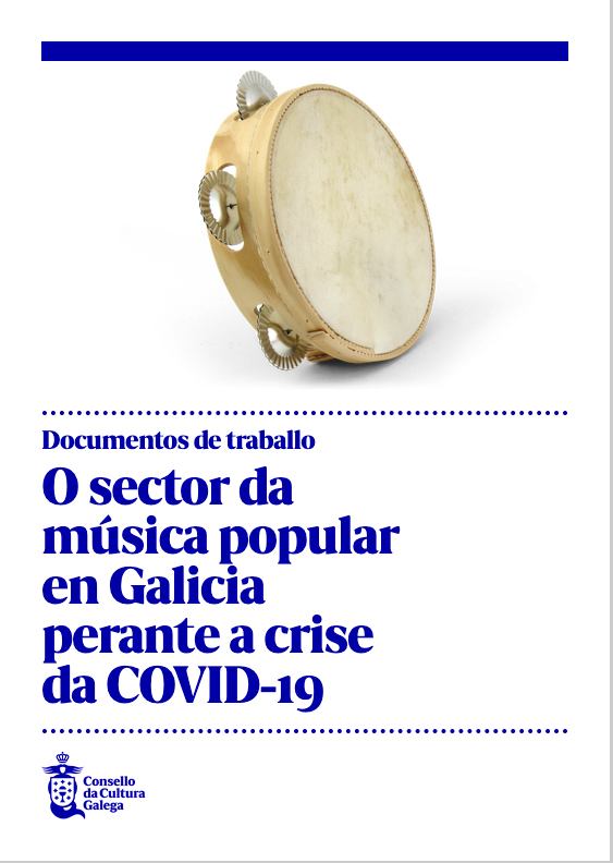 Un Documento de Traballo do Observatorio da Cultura Galega reúne as opinións dos referentes gremiais da escena musical