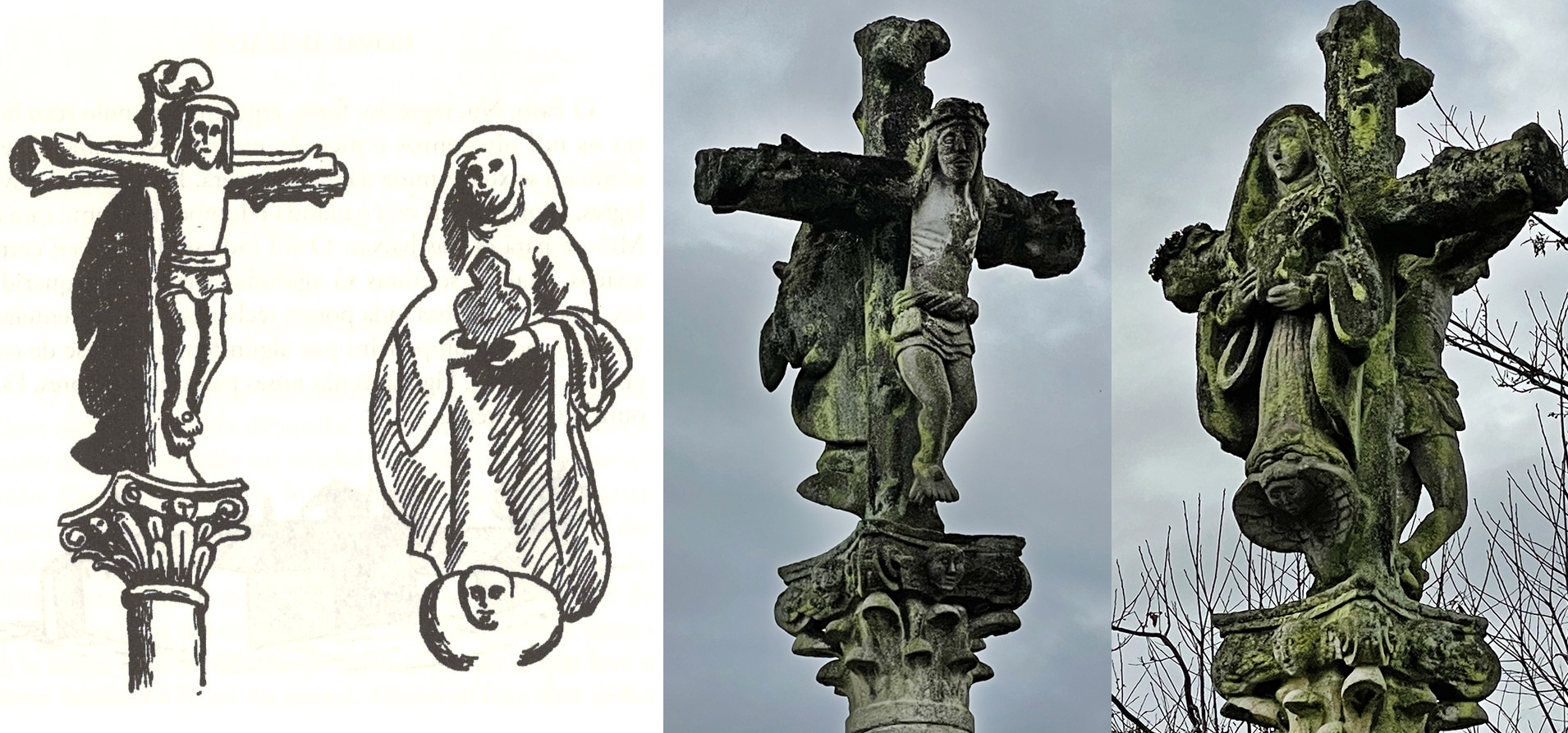 O CCG publica un especial que recrea a viaxe da xeración Nós a Santo André de Teixido