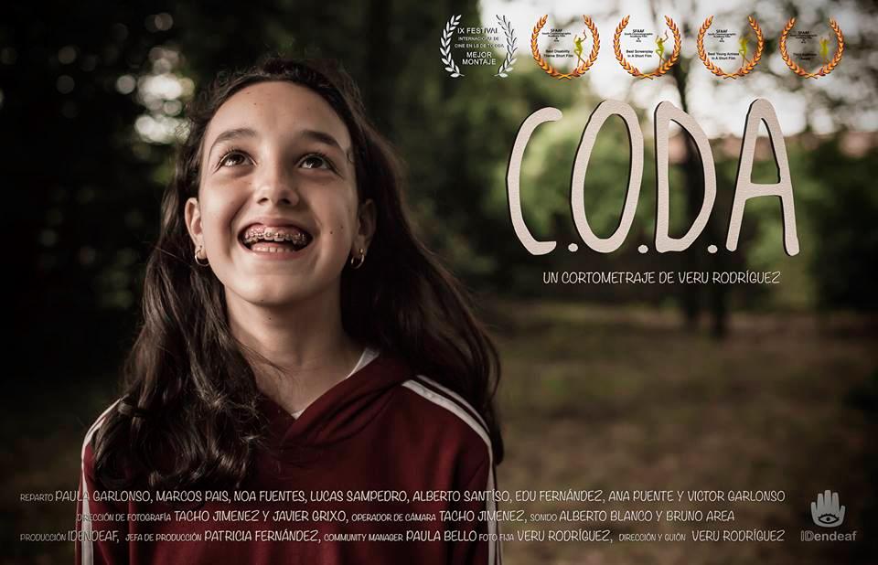 O filme consegue o premio a mellor guión, mellor actriz nova e de mellor curtametraxe sobre discapacidades