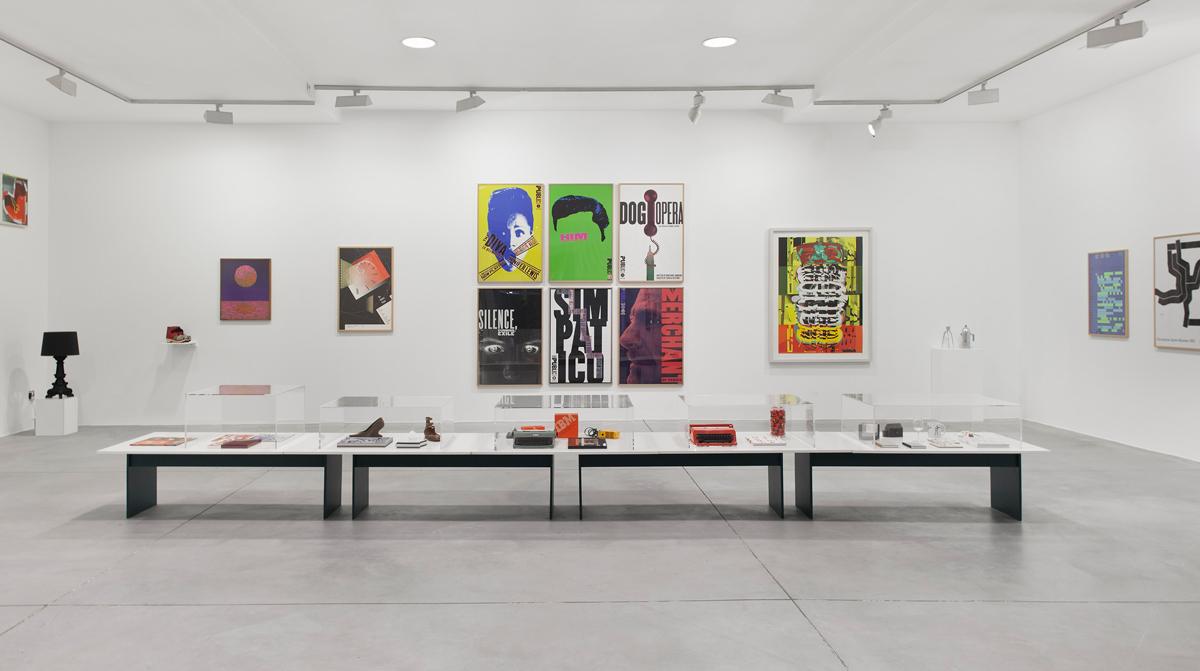 Ata o 12 de abril poderase facer un percorrido polo deseño e a arte contemporáneas