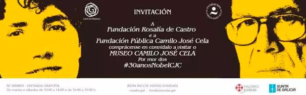 Acceder ao Museo Camilo José Cela será de balde para quen visite a Casa da Matanza