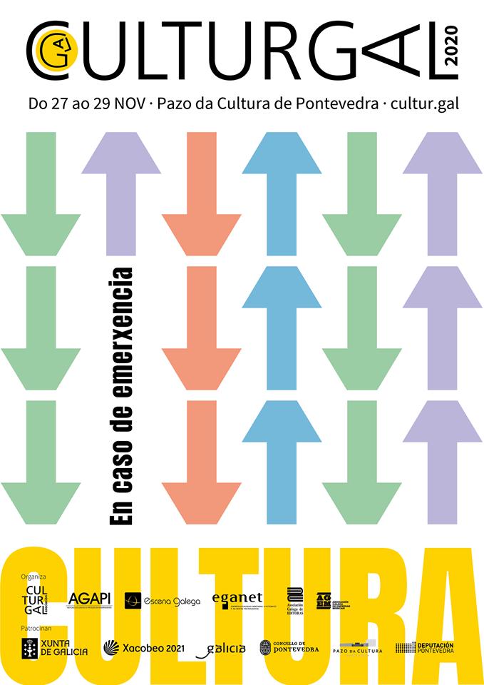 Culturgal mantén datas pero muda completamente o formato habitual