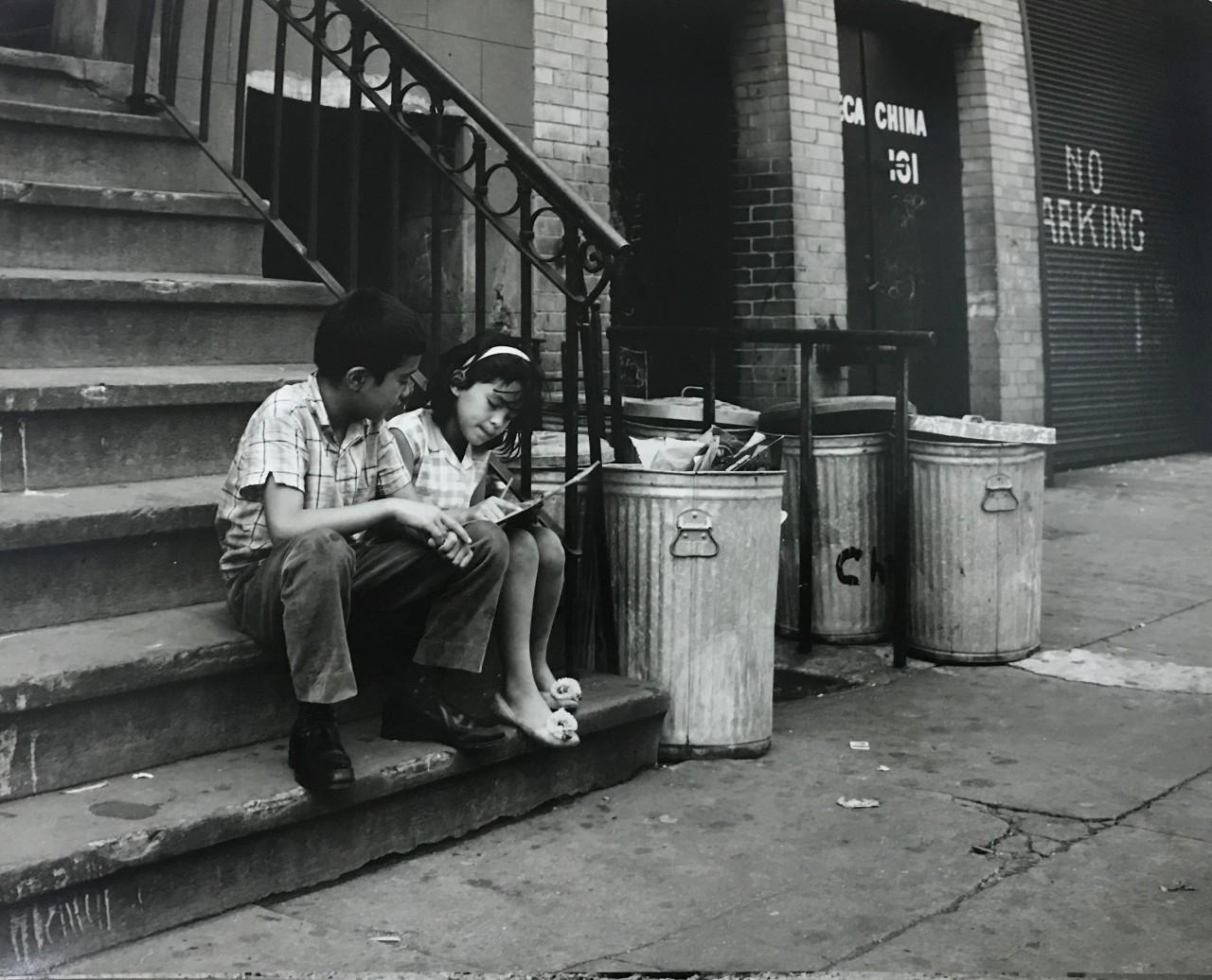 O CGAC presenta a exposición 'Nueva York Amarga' sobre o libro inconcluso do escritor con fotografías de Carles Fonseré