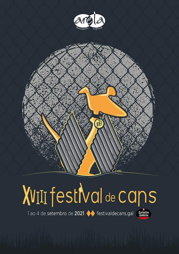 O encontro cinematográfico celebrarase na parroquia porriñesa entre o 1 e o 4 de setembro