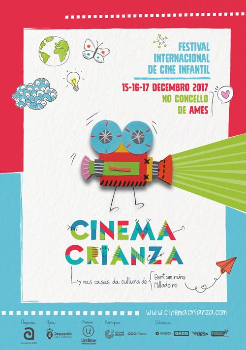 O Festival Internacional Cinema Crianza dá os seus primeiros pasos