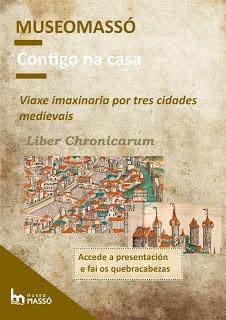 A institución fai un achegamento ao Liber Chronicarum por medio dunha presentación e pasatempos en liña