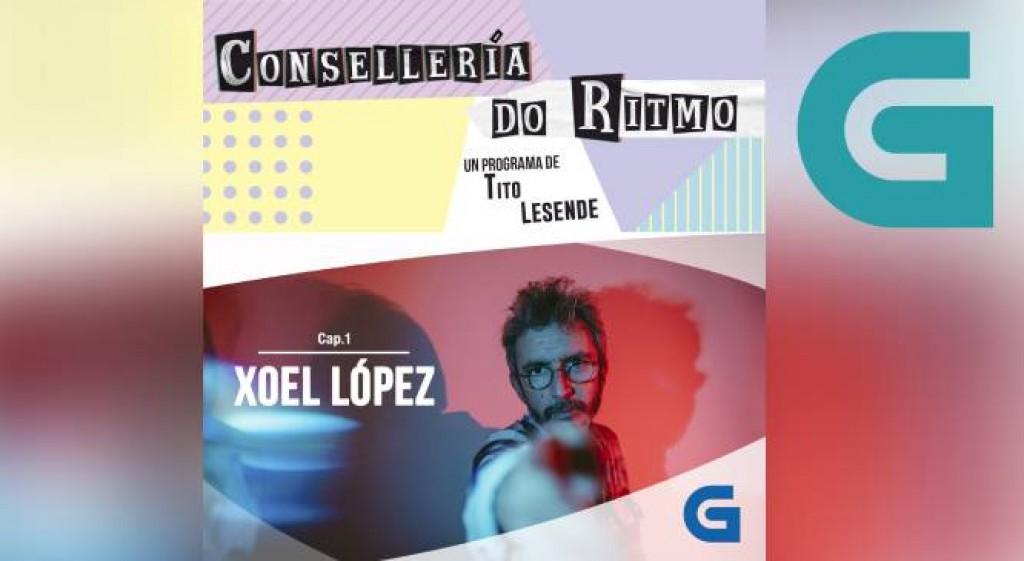 O xornalista produce e conduce o novo espazo da canle pública sobre rock e pop en Galicia