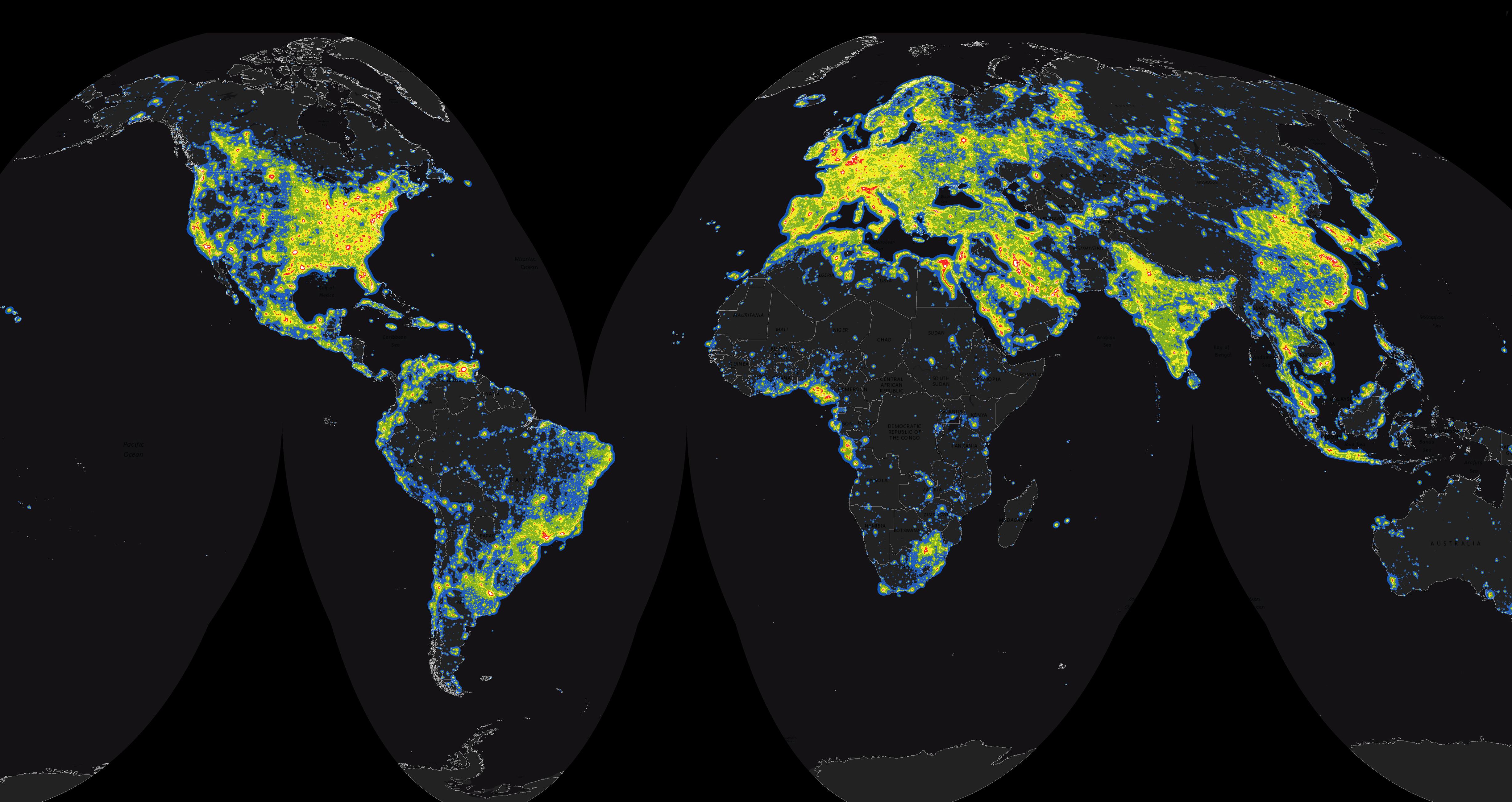 A contaminación luminosa provoca efectos non desexados na natureza e na nosa saúde. E tamén nos priva da beleza do firmamento