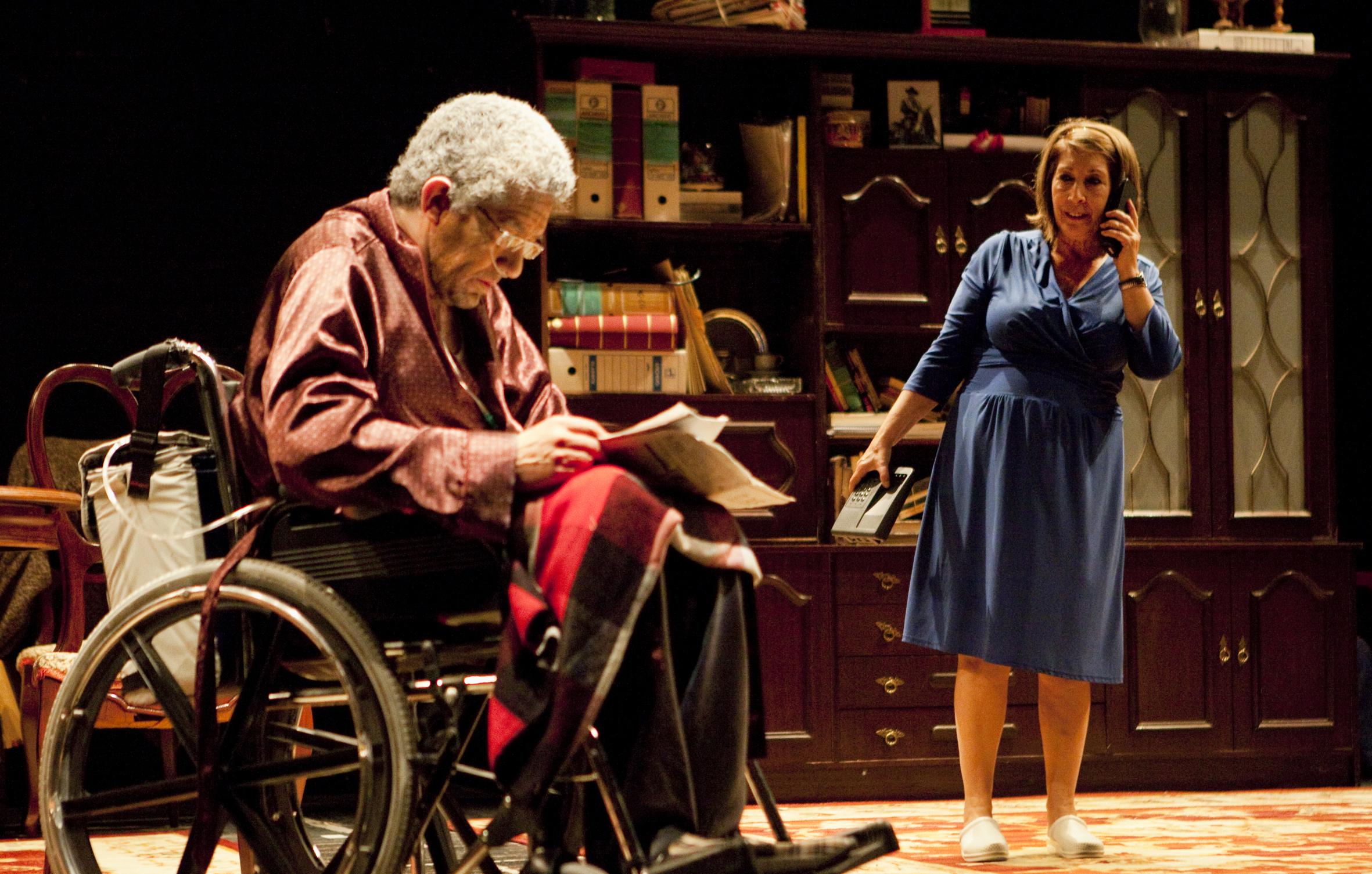Teatro do Noroeste aborda as relacións persoais na súa montaxe <i>Último Cowboy</i>