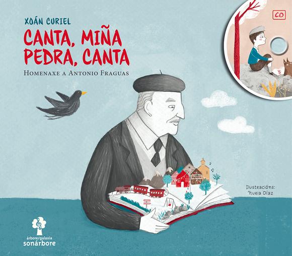 Os temas baséanse na vida e obra do autor e mestre homenaxeado no Día das Letras Galegas