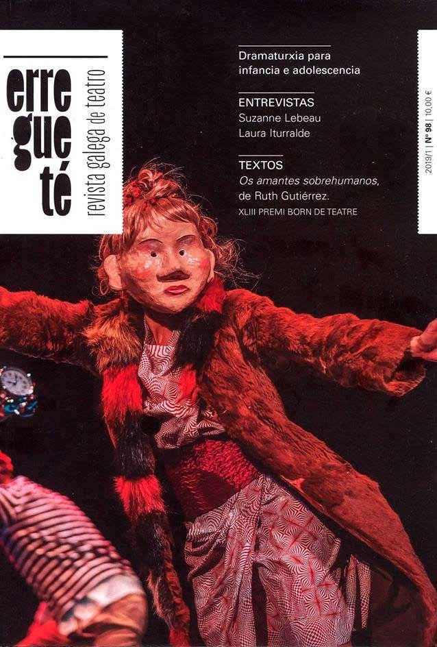 A Revista Galega de Teatro reduce de catro a dúas as edicións anuais en papel  ante a falta de apoios