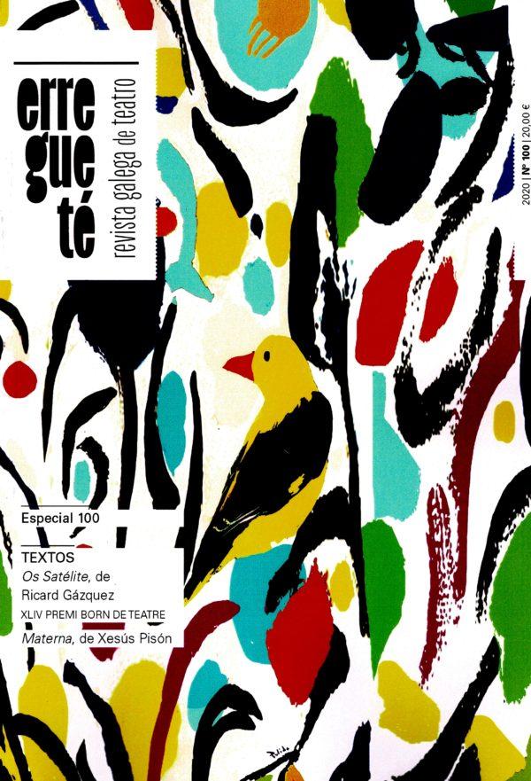 A Revista Galega de Teatro cumpre 37 anos informando sobre a escena galega