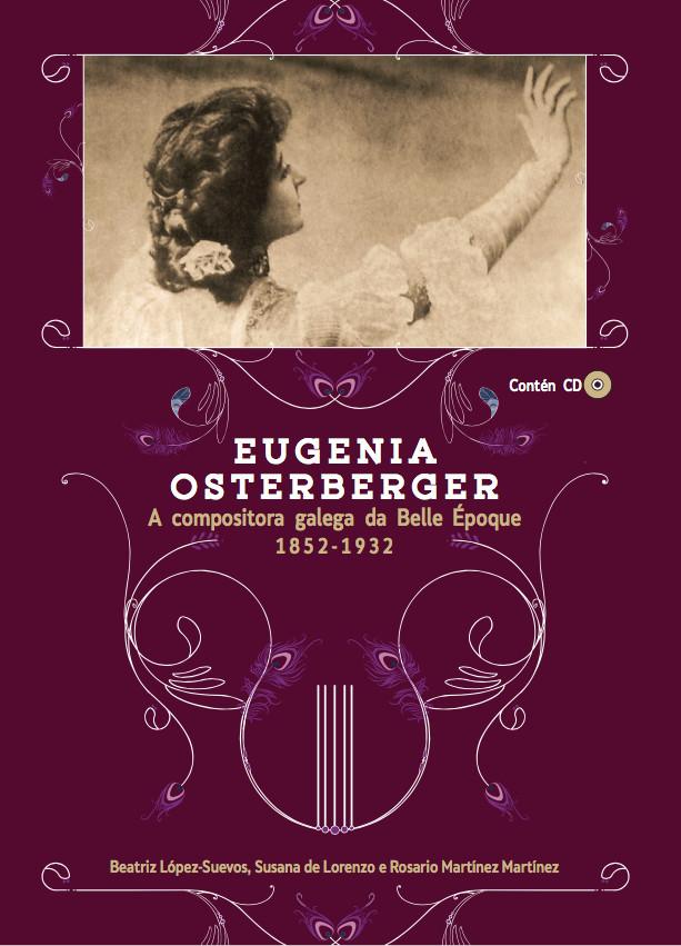Un libro-CD presenta quince pezas para voz e piano desta creadora da Belle Époque