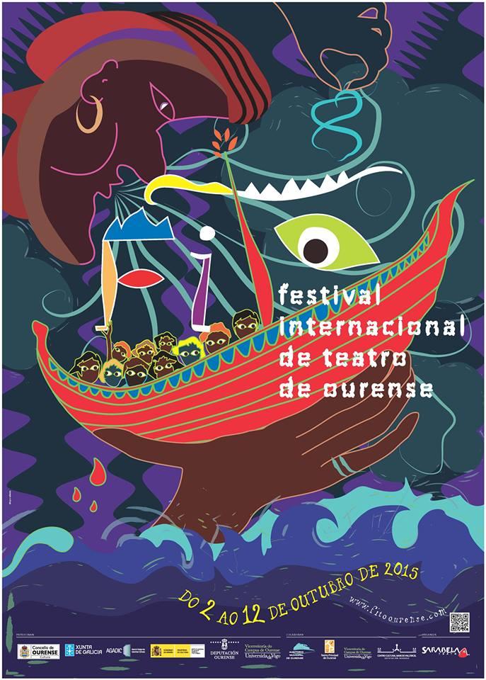 Ourense acolle o seu Festival Internacional de Teatro a partir do 2 de outubro