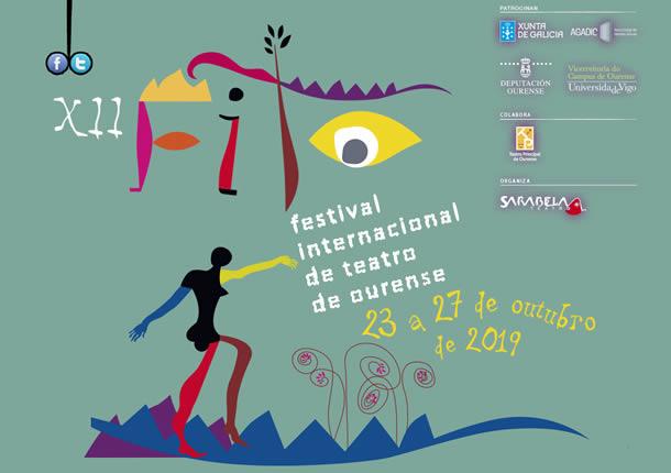 O festival de teatro ourensán reunirá seis compañías entre o 23 e o 27 de outubro