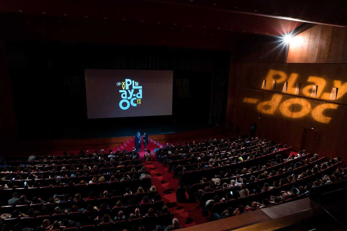 A Coruña acollerá a finais de outubro a terceira edición do Festival de Arte Audiovisual Contemporáneo Intersección