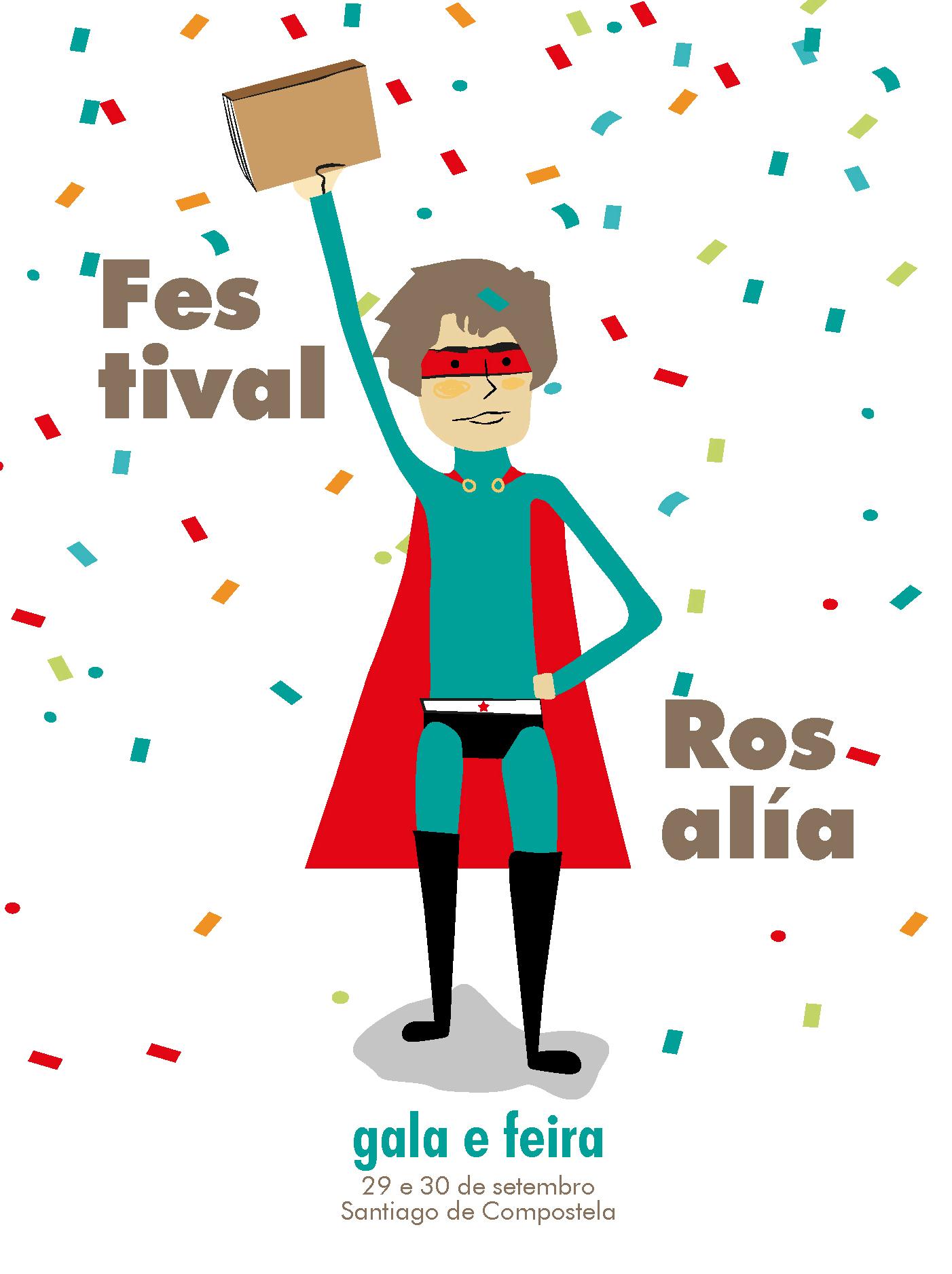 Un festival temático homenaxeará a Rosalía de Castro