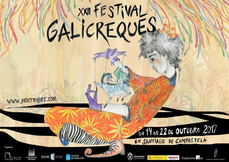 Compostela colle o festival internacional de títeres entre o 14 e o 22 de outubro