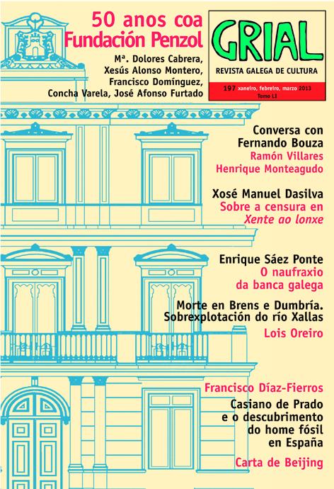 Os cincuenta anos da Fundación Penzol protagonizan a nova entrega da revista