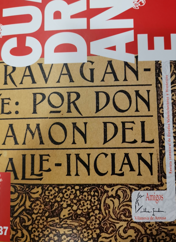 Está editada pola Asociación de Amigos de Valle-Inclán