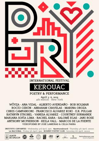 Oito artistas representarán á música e a poesía galegas nos actos programados do 3 ao 6 de abril